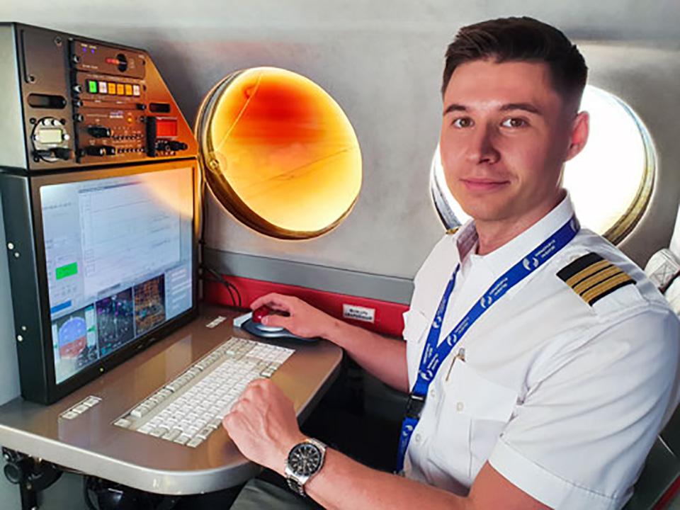 Flight Inspector Евгений Завгородний о своей работе