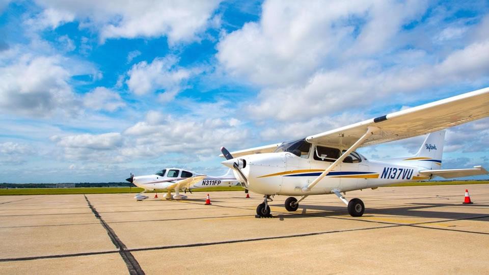 С каких самолетов можно начинать обучение, а с каких - нет?
