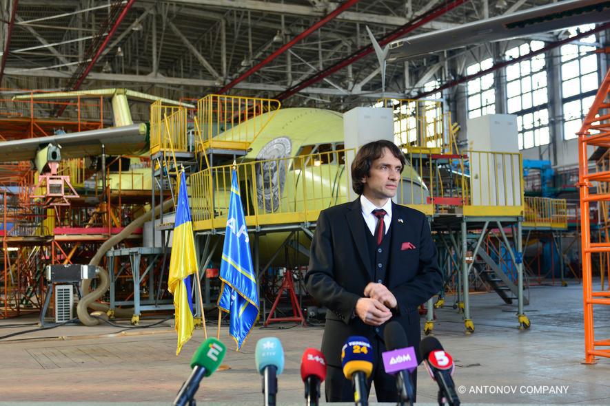 На ГП Антонов собрали планер самолета Ан-178 для МВД Перу