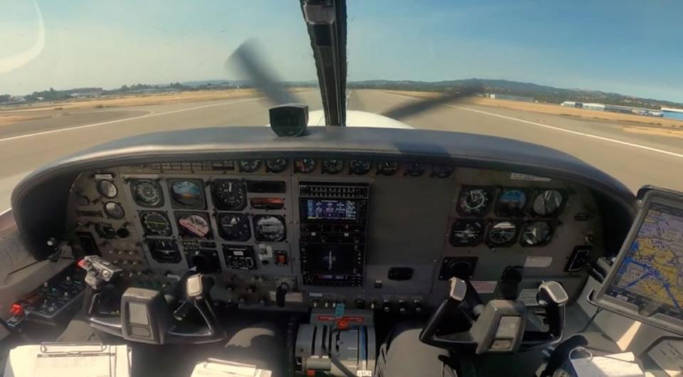 Американская компания превратила самолет Cessna 208B Grand Caravan в грузовой беспилотник