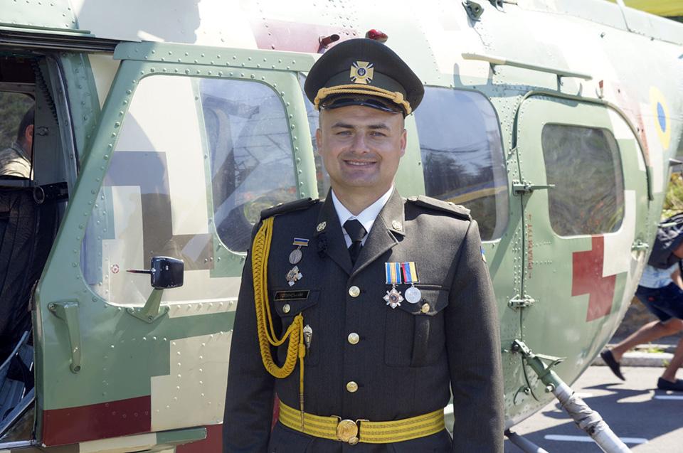 Как десантник стал военным авиатором