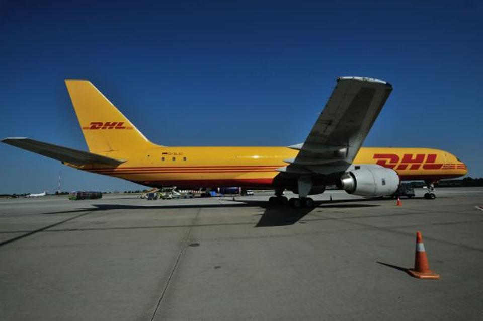 DHL Express запусит еще один рейс из Киева в Лейпциг