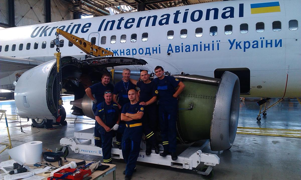 «МАУ-техник» получила сертификат EASA Part 145