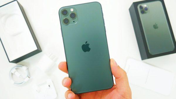 iPhone 11 Pro Max - отличная широкоугольная камера и быстрый процессор