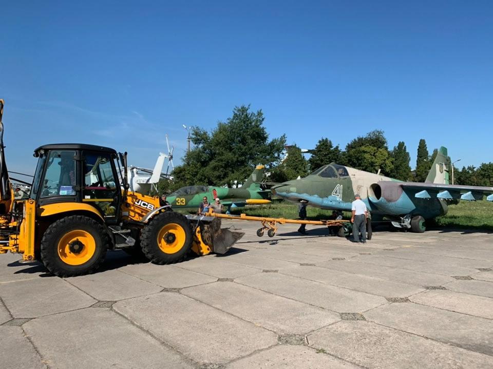 Государственный музей авиации обновляет экспозицию авиационного вооружения