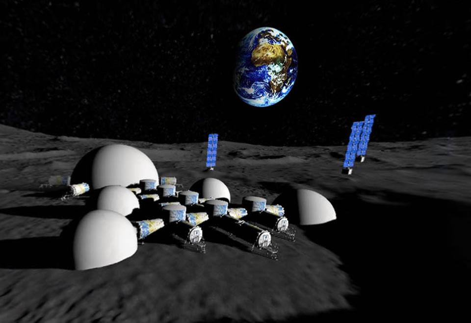 Украина вошла в Moon Village Association