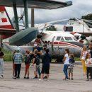 Государственный музей авиации встретил детей
