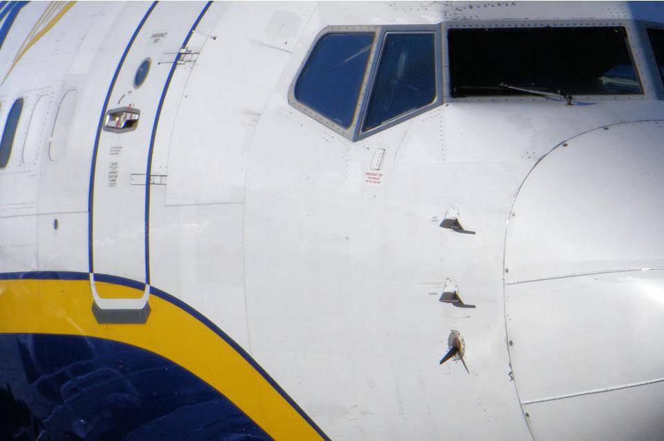 В Европе резко выросло количество происшествий из-за простоя самолетов
