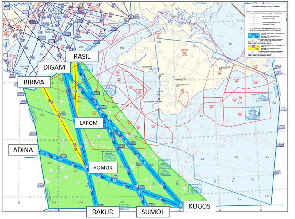 EASA подтвердило высокий уровень безопасности, гарантированный Украиной в воздушном ...