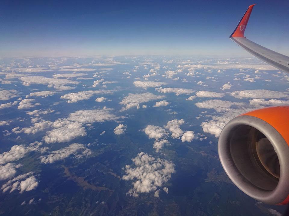 SkyUp разрешили летать в Копенгаген