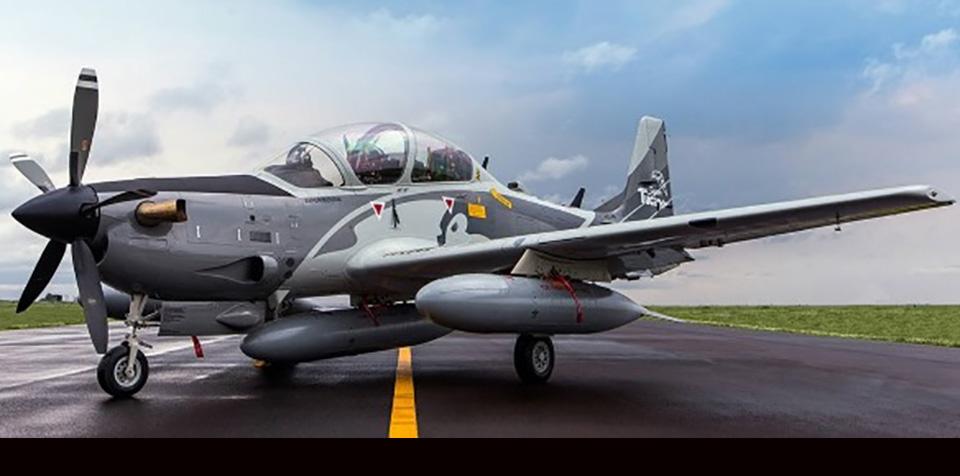 Командование ВС опровергло информацию о закупке самолетов Super Tucano