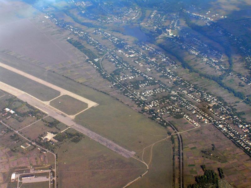 В Умани опять планируют открыть аэропорт