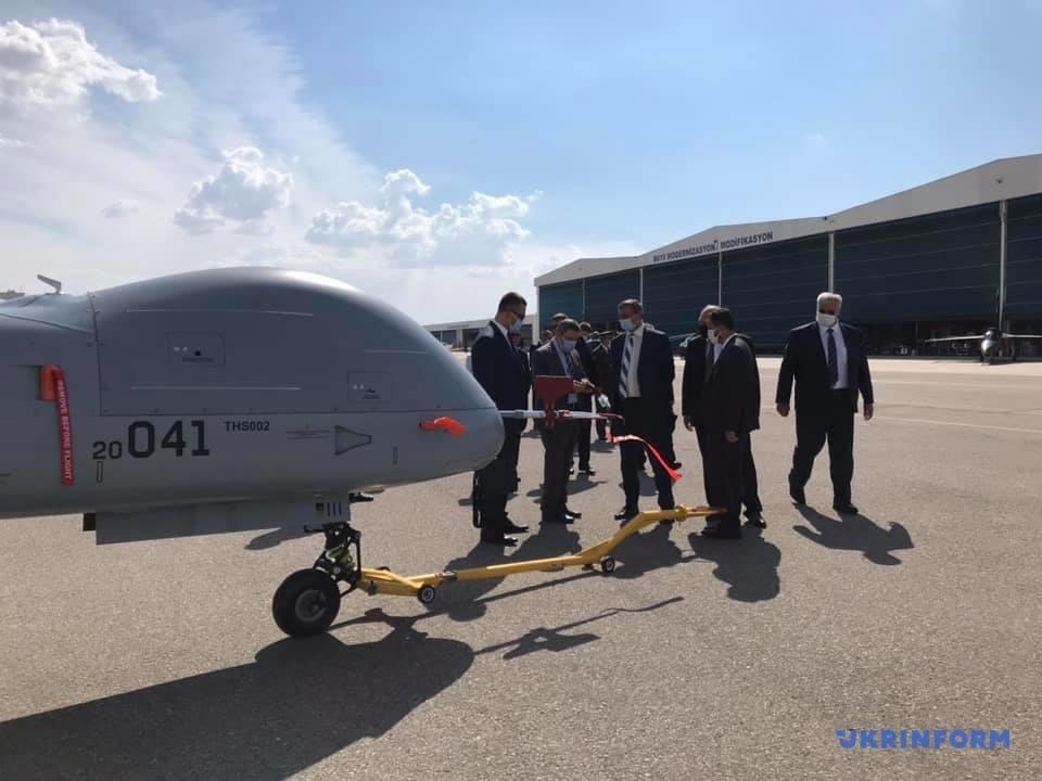 Украина заинтересована в возможностях турецкой оборонной промышленности