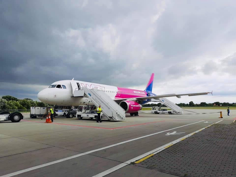 WizzAir запустила рейс Львов -Лиссабон