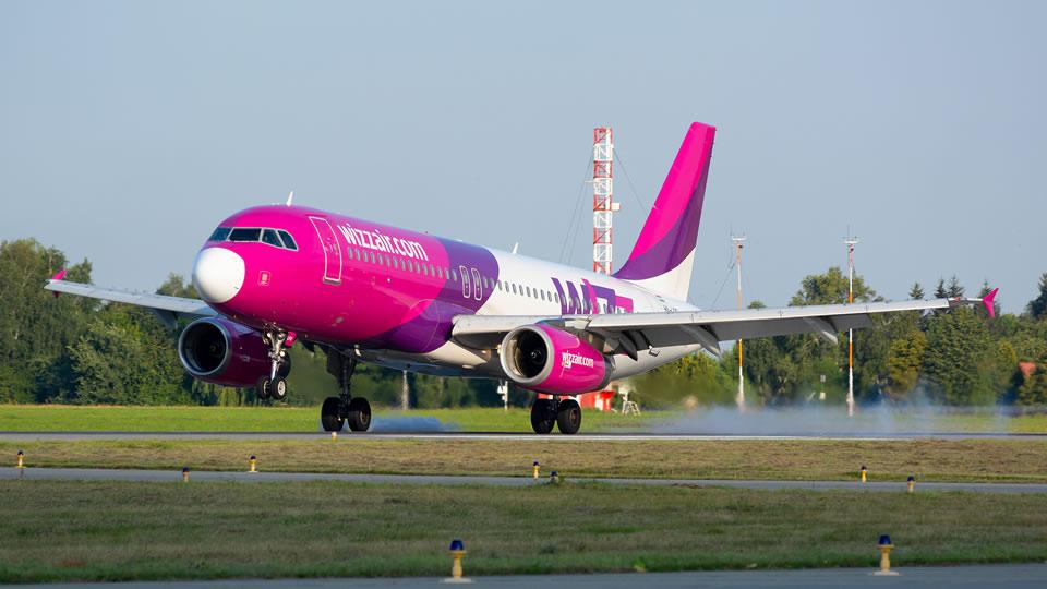 Wizz из Львова начала летать в Рим и Милан