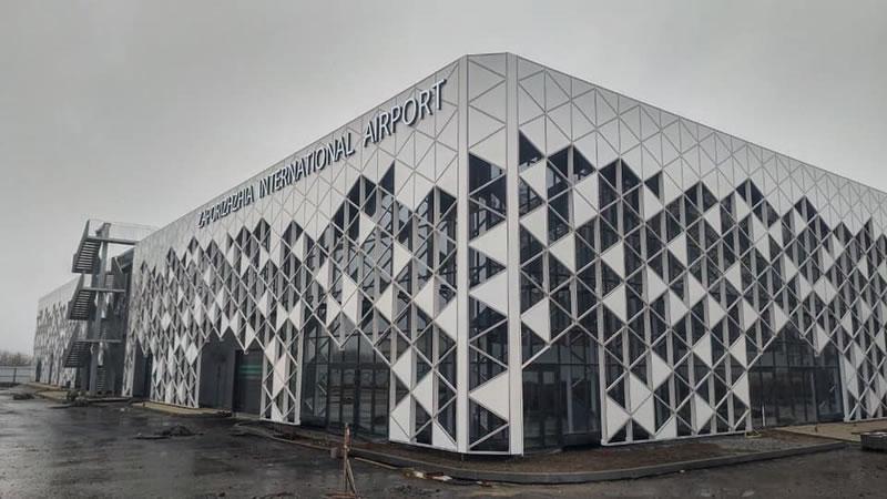 Криклий сообщил, когда заработает новый терминал в Запорожье