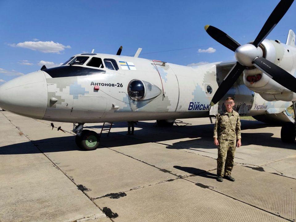 Курсанты проходят практику в морской авиации