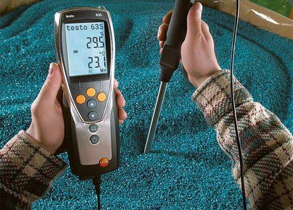Измерительная техника Testo