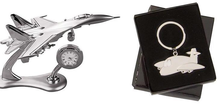 Сувениры и аксессуары с авиационной тематикой