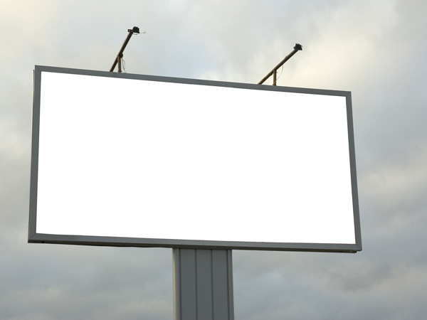 Как и где используются рекламные металлоконструкции
