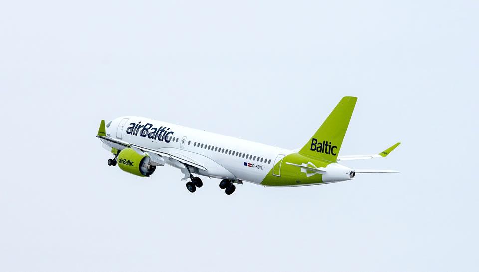 airBaltic объявляет о прямых полетах по маршруту Киев-Вильнюс