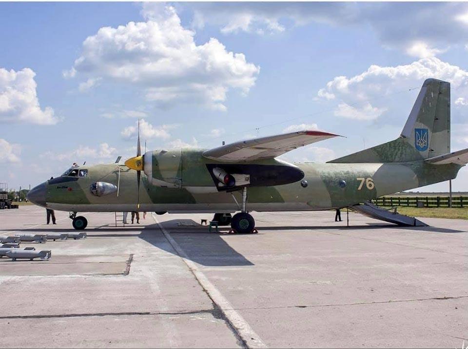 В ГП Антонов рассказали о техсостоянии самолета Ан-26Ш