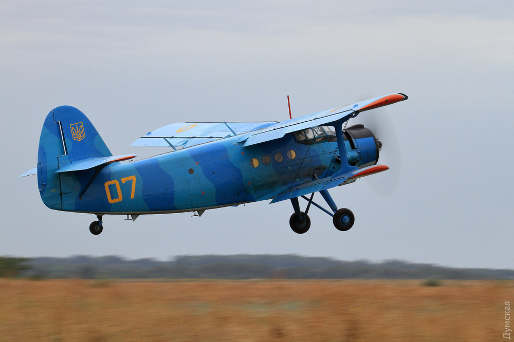 Для морской авиабригады отремонтируют Ан-2