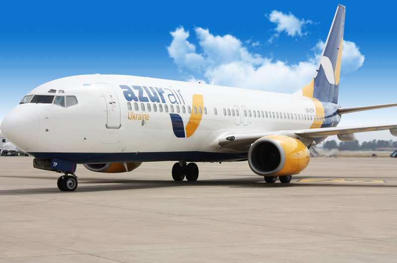 Azur Air Ukraine открывает новые направления в Турцию из регионов Украины