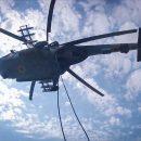 «Rapid Trident 2020»: беспосадочное десантирование и удар по террористам