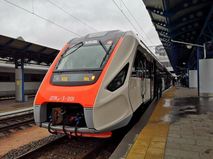 Поезд с Kyiv Boryspil Express забрали на другой маршрут