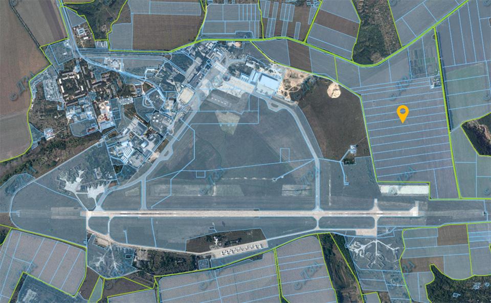 Вопрос земли под ВПП аэропорта Днепра не решен