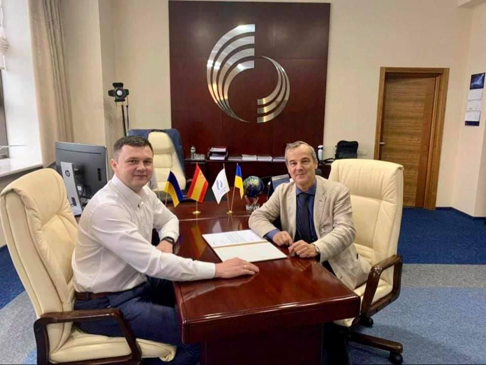 Украэрорух получит бесплатное обновление ПО от Indra Systemas