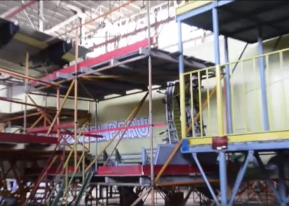 Киевскому авиационному заводу - 100 лет