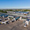 За 8 месяцев пассажиропоток украинских аэропортов сократился на 63%