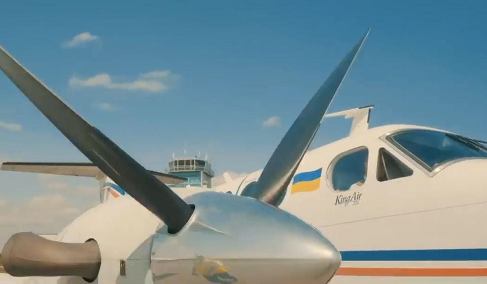 Авиакомпания Украэрорух завершила облеты для аэропорта в Днепре