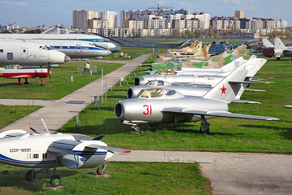 Музею авиации им. О. К. Антонова - 17 лет!