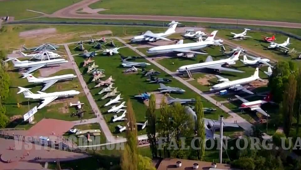 НАУ планирует оцифровать коллекцию авиамузея. Нужна помощь