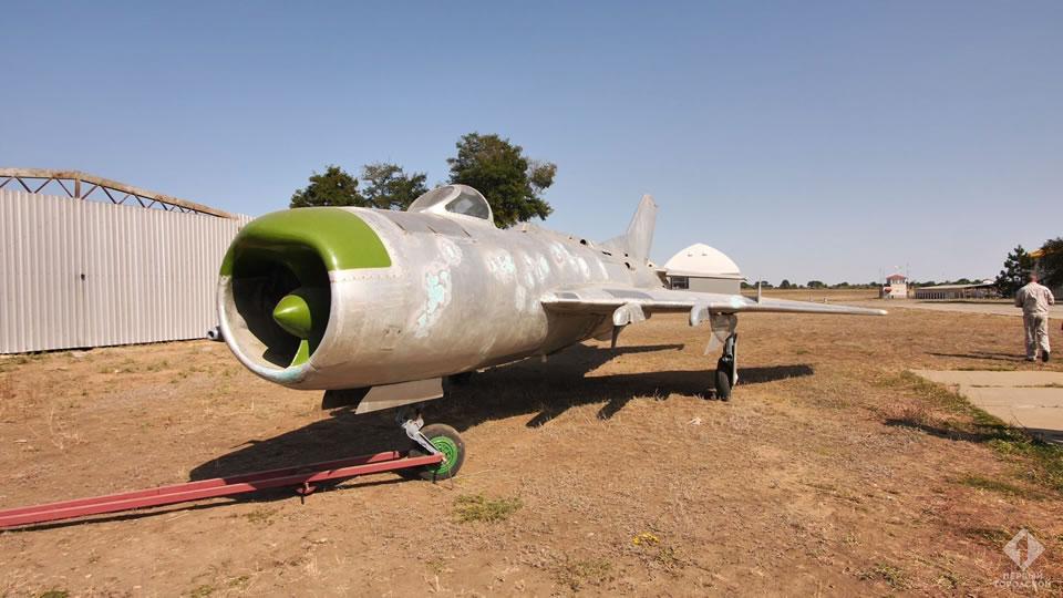 Одесский авиационный музей пополнился новинками