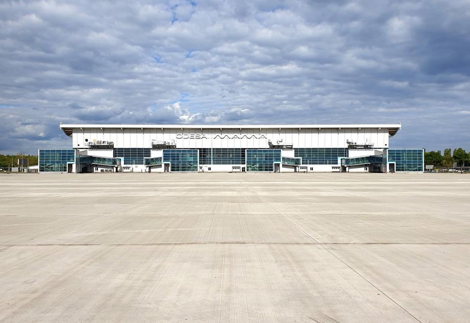 В планах Укринфрапроекта - три аэропорта