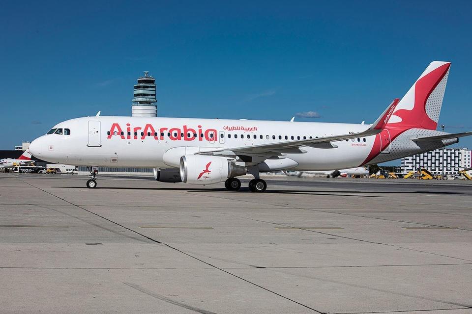 Авиакомпания Air Arabia вновь летает из Киева в ОАЭ