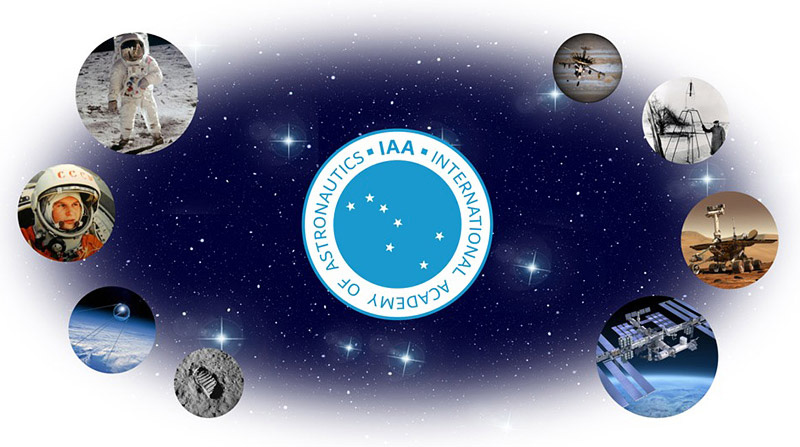 Шесть представителей Украины избраны в состав Международной академии астронавтики
