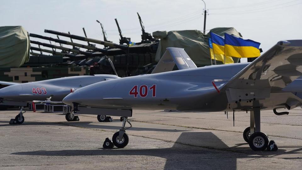 Украина готовится к локализации Bayraktar TB2