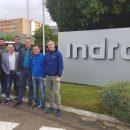 Специалисты Украэроруха прошли подготовку в Испании