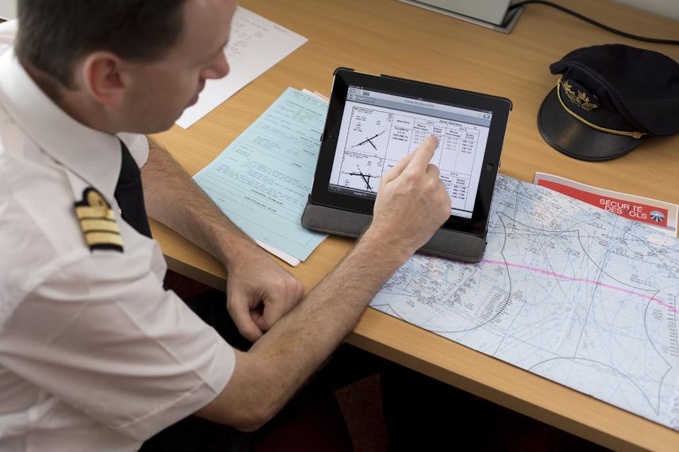 Обновление ПО iOS 14 и iPadOS 14: руководство по применению для пилотов