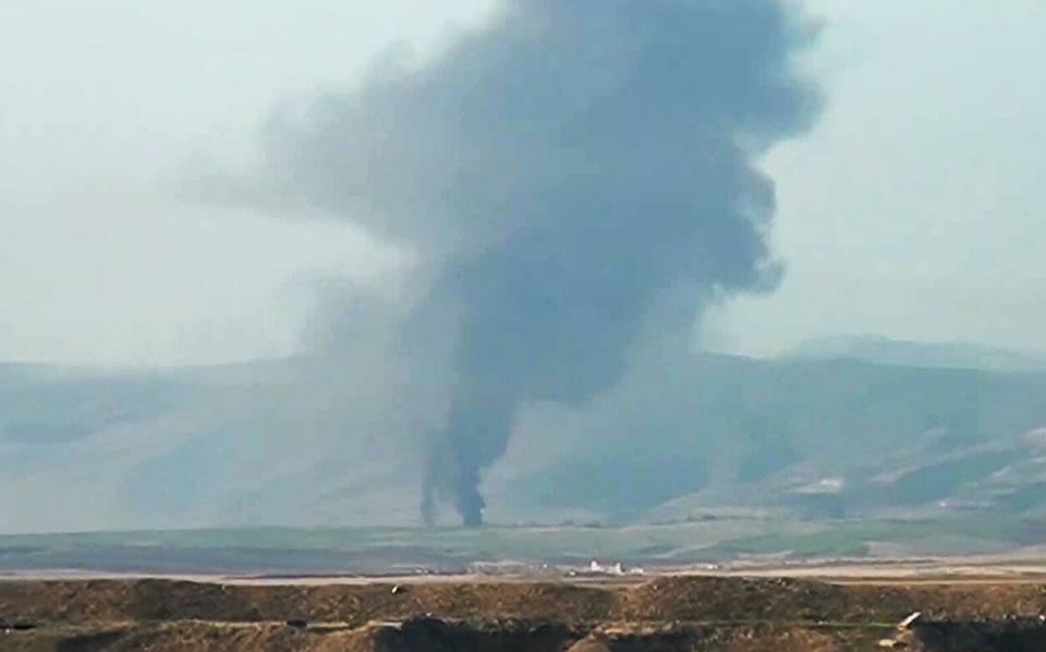 ГАСУ запретила полеты в Карабах и смежные территории