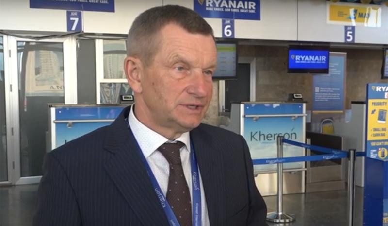 Виталий Кучерук: Инвестиции в аэропорт окупятся стократно