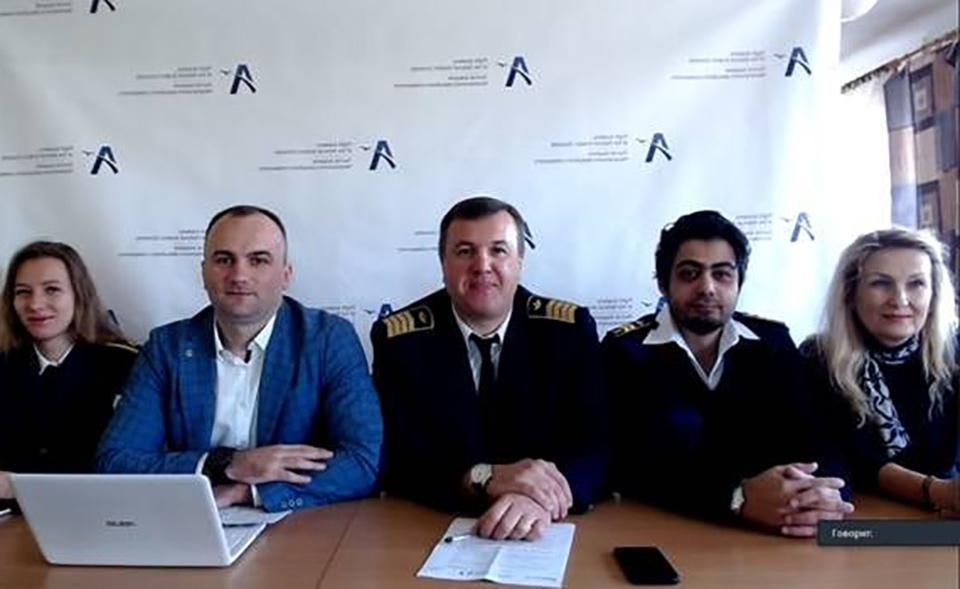 Летная академия НАУ готова принять кувейтских абитуриентов
