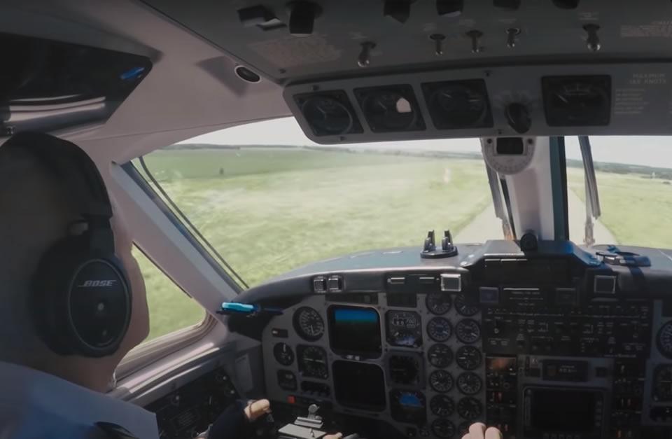 Как работает самолет-лаборатория Украэроруха