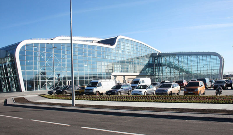 Пассажиропоток аэропорта Львов снизился на 58% в этом году