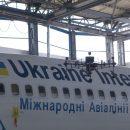 МАУ начала осматривать самолеты с помощью дрона